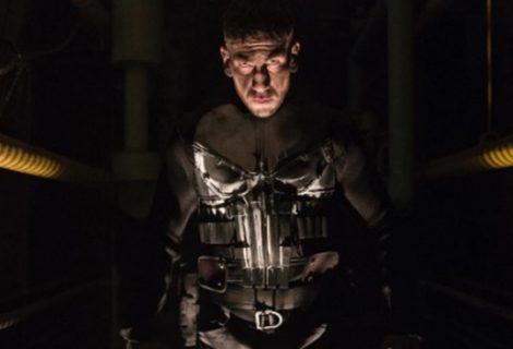 Nova foto da série Justiceiro mostra Frank Castle no exército