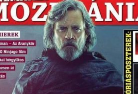 Mark Hamill mostra novo visual de Luke Skywalker em Star Wars: Os Últimos Jedi