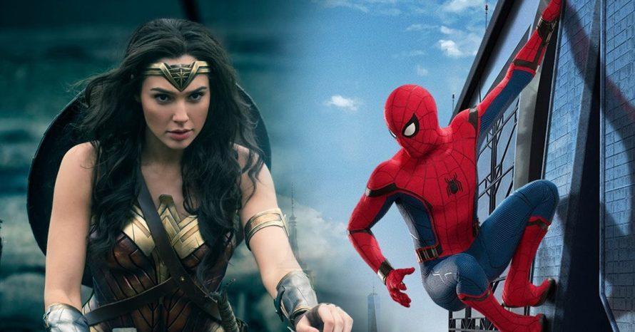 Os filmes de herói com maior bilheteria no Brasil e no mundo em 2017 (até agora)