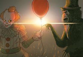 PennyDook: a internet decidiu que Pennywise e Babadook são um casal gay