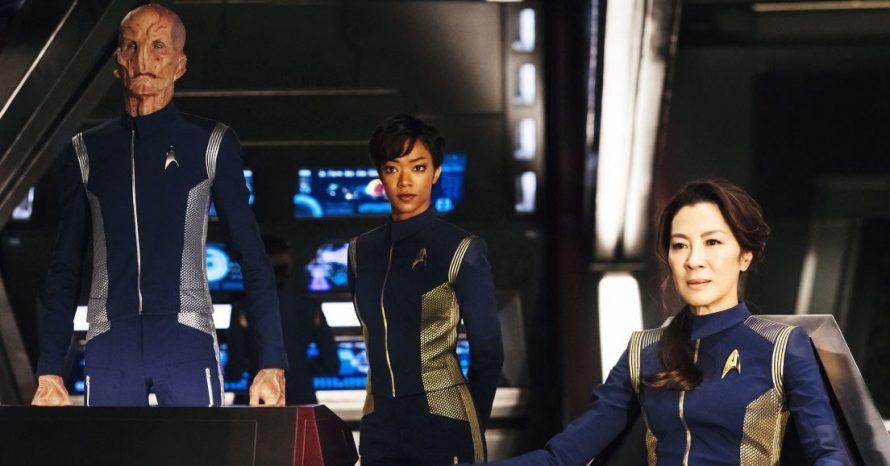 Atriz de Star Trek: Discovery explica importância da franquia nos dias atuais