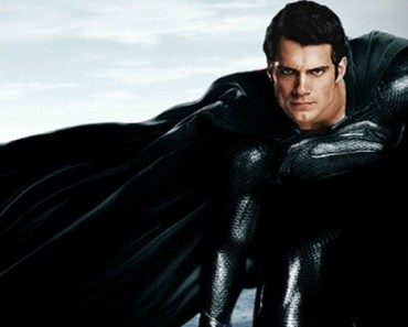 superman traje negro liga da justiça