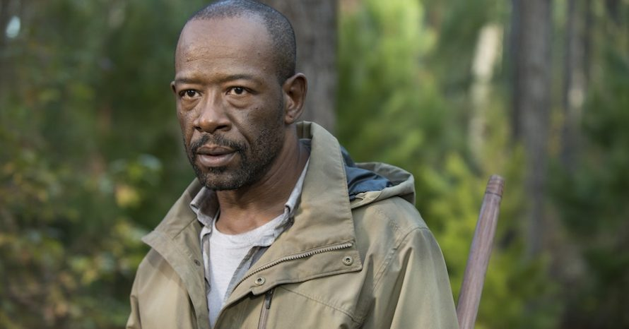 Saiba o real motivo da ida de Morgan para Fear The Walking Dead