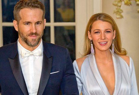 Blake Lively 'vinga' zoeira do marido Ryan Reynolds nas redes sociais
