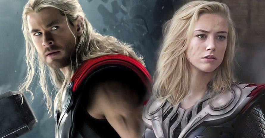 Futuro filme do Thor com protagonista feminina é uma possibilidade