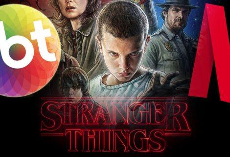 Netflix compra horário de exibição no SBT para Stranger Things