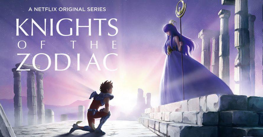 Netflix: série original de Cavaleiros do Zodíaco chega em 2018