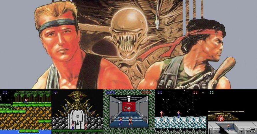 Série clássica de jogos Contra ganha adaptação como filme