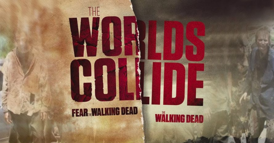 The Walking Dead terá um crossover com Fear the Walking Dead