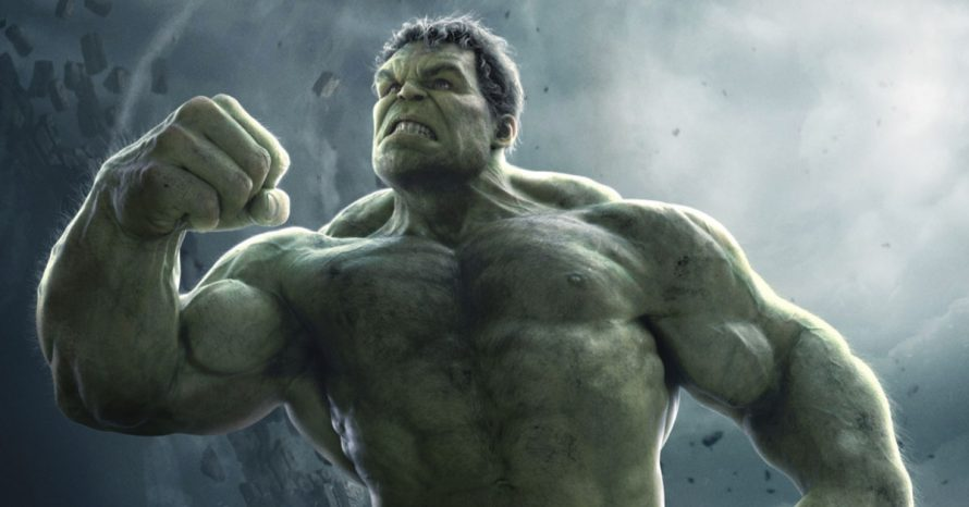 Quais cores de pele que o Hulk já teve nos quadrinhos?