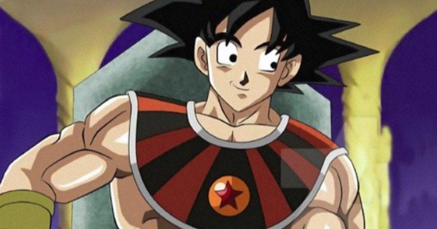 Veja O Visual De Goku Ssj4 E Deus Da Destruicao Em Dragon Ball Super