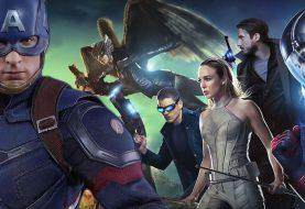 Você viu o Easter Egg do Capitão América em Legends of Tomorrow?