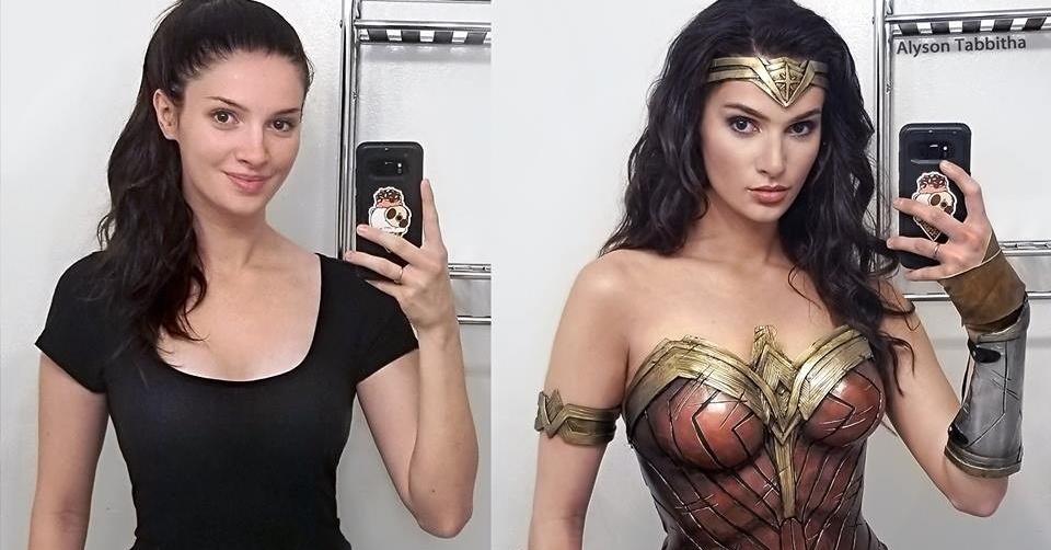 Mulher Maravilha Cosplayer Viraliza Por Semelhança Com Gal Gadot