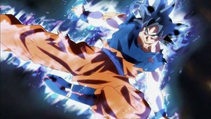 dragon ball super-transformação Goku2