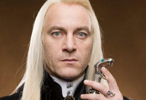 Ator de Lucius Malfoy em Harry Potter não queria ter feito o vilão