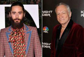 Jared Leto interpretará Hugh Hefner em filme sobre fundador da Playboy