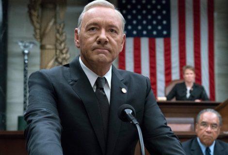 Netflix cancela House of Cards após denúncias contra Kevin Spacey