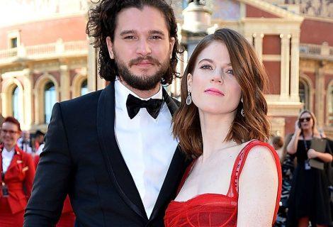 Casamento de Kit Harington e Rose Leslie deve atrasar Game of Thrones