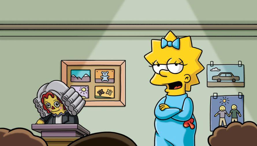 Os Simpsons: teaser mostra Maggie falando em episódio especial de Halloween