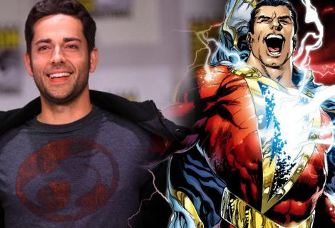 Ator de filmes da Marvel é escolhido para fazer Shazam! no cinema