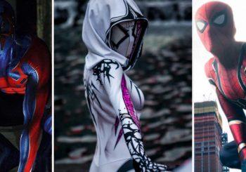 Esses serão os 15 melhores cosplays do universo Homem-Aranha que você verá na vida