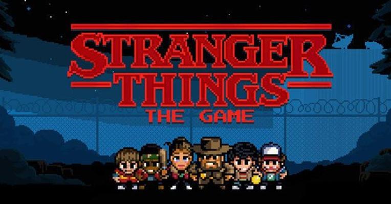 Stranger Things lança jogo retrô gratuito para celulares