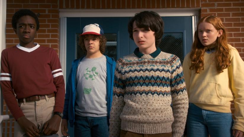 Atores da série Stranger Things estarão na Comic Con Experience 2018