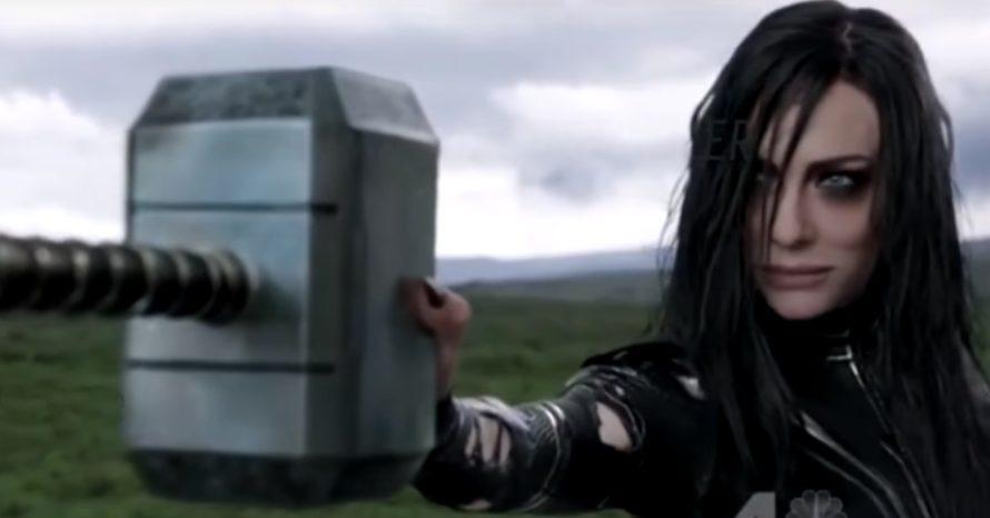 Novo vídeo de Thor: Ragnarok mostra Hela destruindo o Mjölnir; assista