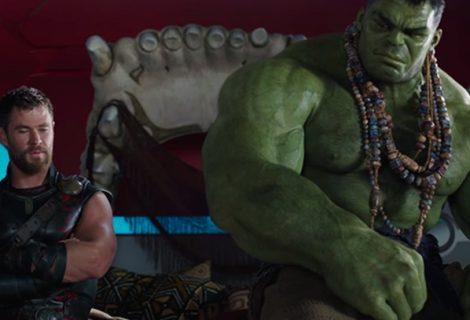 Sem querer, Mark Ruffalo vaza áudio do início de Thor: Ragnarok