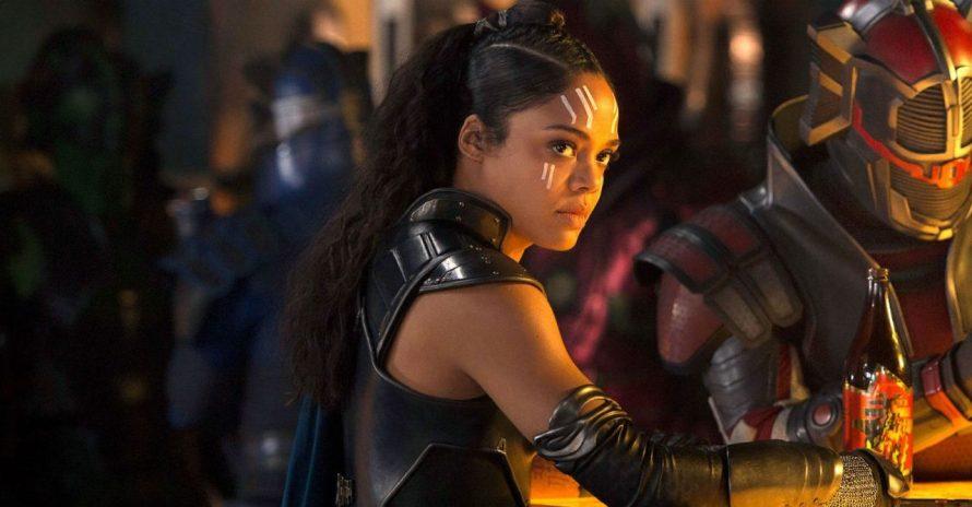 Diretor de Vingadores: Guerra Infinita revela o destino da Valquíria