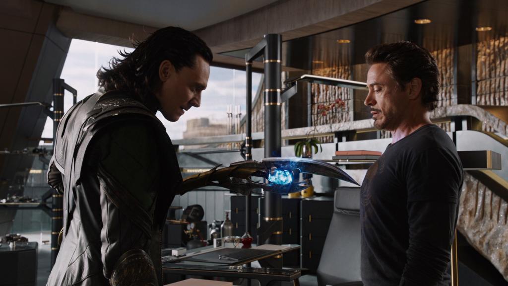 Joias do Infinito-Cetro de Loki