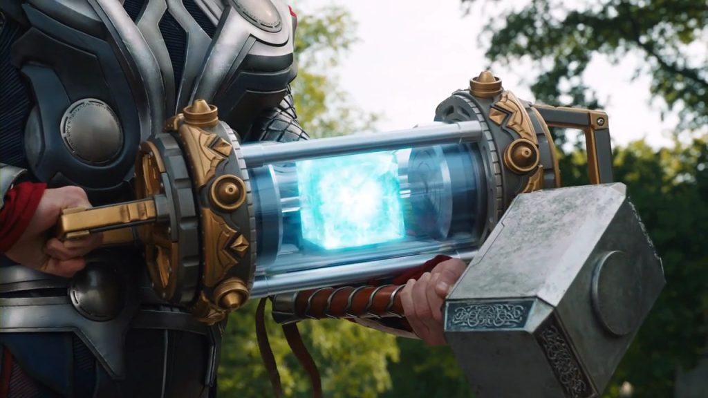 Joias do Infinito-Tesseract
