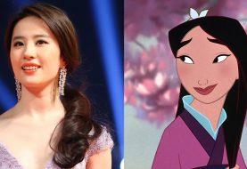 Disney escolhe atriz chinesa para viver Mulan em filme live-action