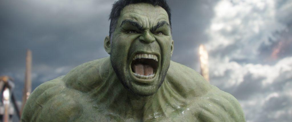 Top 6 filmes de heróis que precisam de um reboot urgente - Hulk gritando