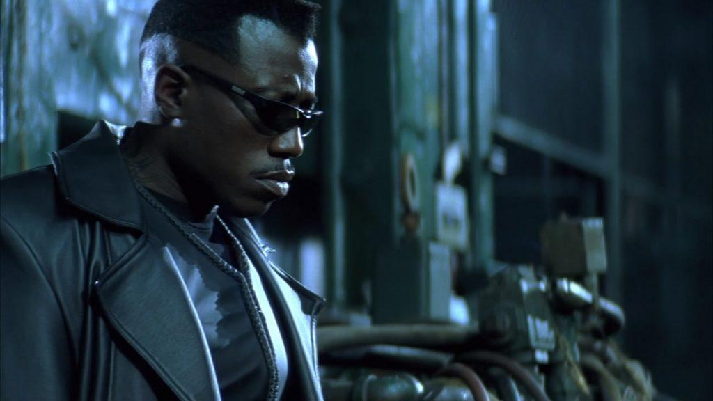 Top 6 filmes de heróis que precisam de reboot - Wesley Snipes como Blade