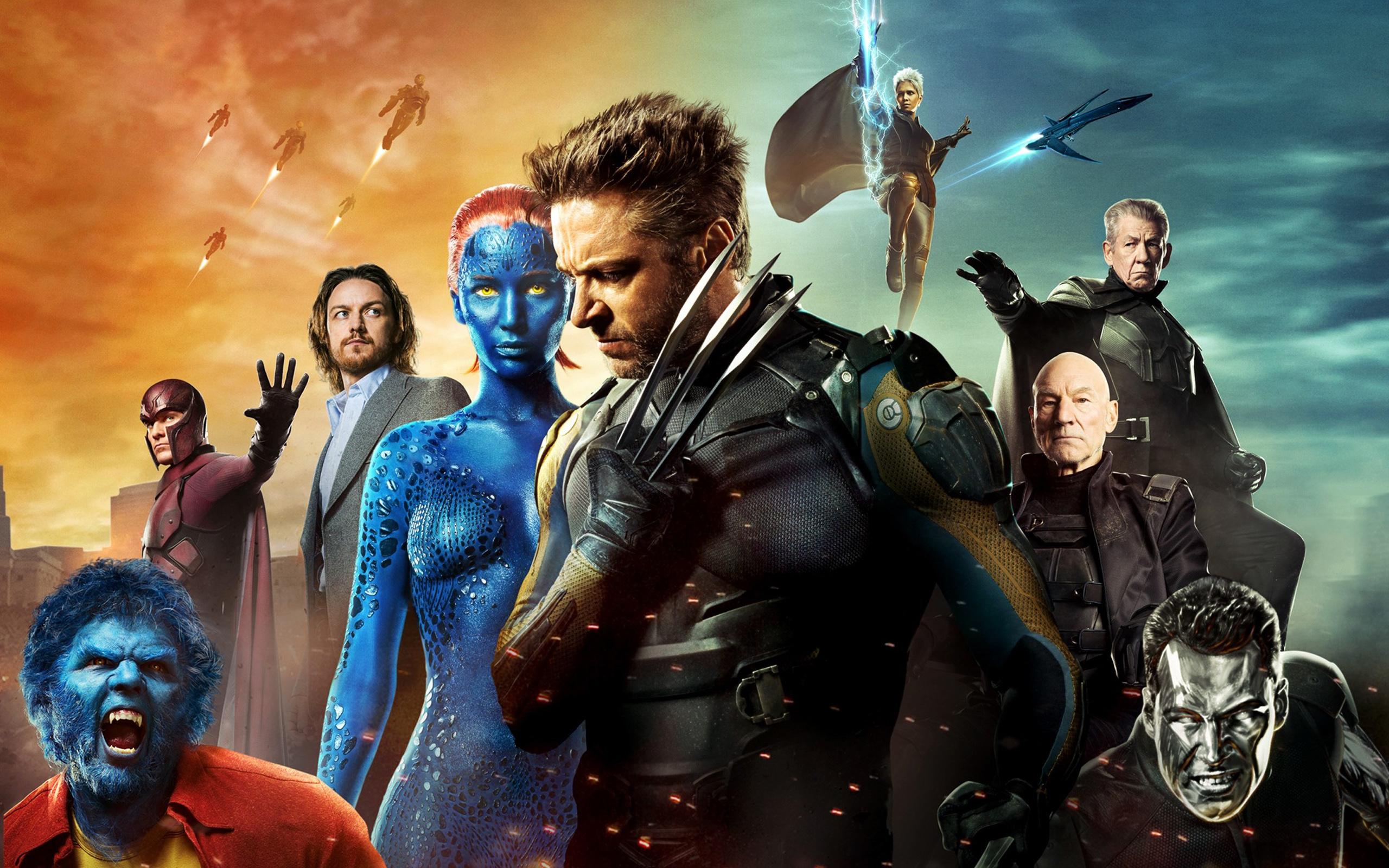 Top 6 filmes de heróis que precisam de um reboot urgente - X-Men