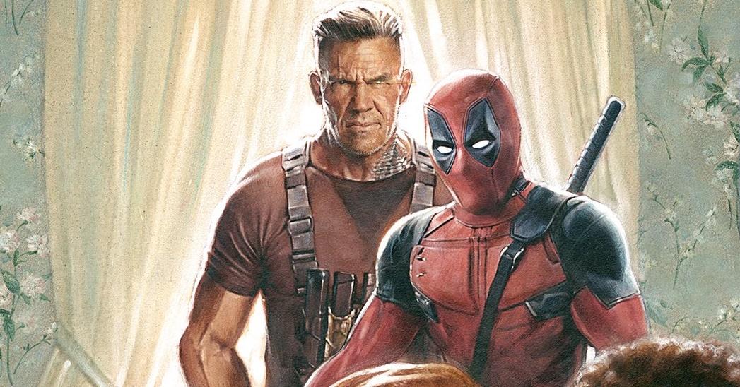 Primeiros Pôsters De Deadpool 2 Têm Tom Familiar E Divertido