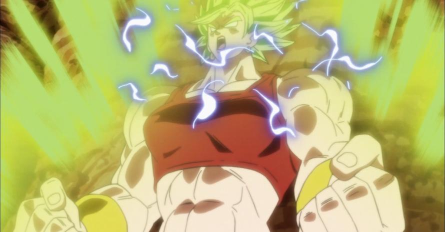 Mangá de Dragon Ball Super mostra Kale dando surra épica em Freeza