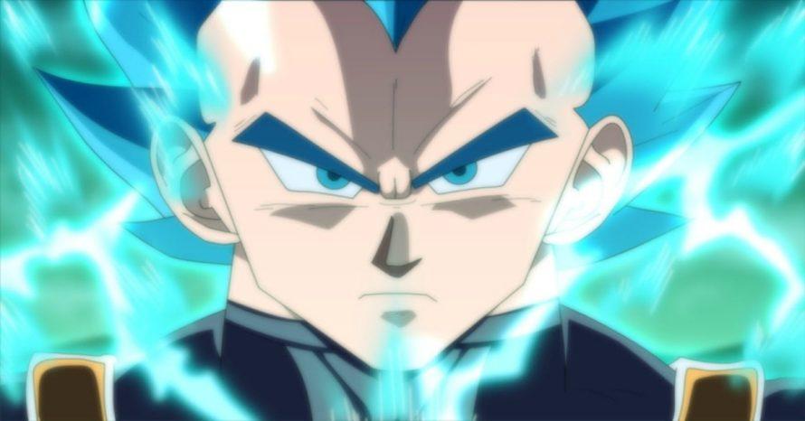 Nova transformação de Vegeta é exclusiva do anime de Dragon Ball Super
