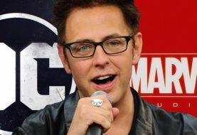 Warner e outros estúdios já estariam fazendo propostas para James Gunn