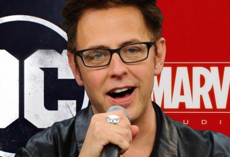 James Gunn pede fim de 'guerra' entre fãs da Marvel e DC