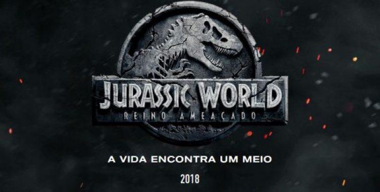 Jurassic World: Reino Ameaçado ganha novo teaser