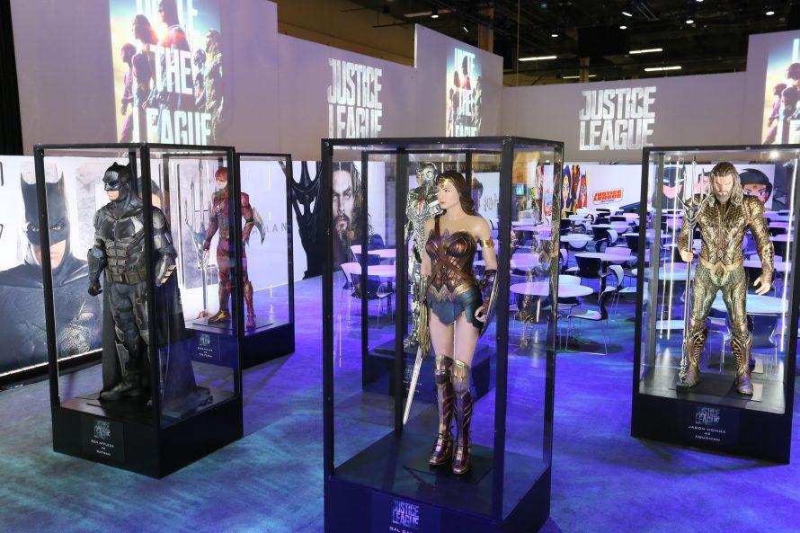 Exposição oficial da Liga da Justiça chega ao Brasil; visitação é gratuita