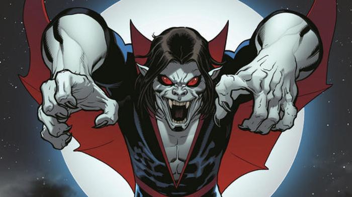 Sony trabalha em filme de Morbius, o Vampiro Vivo