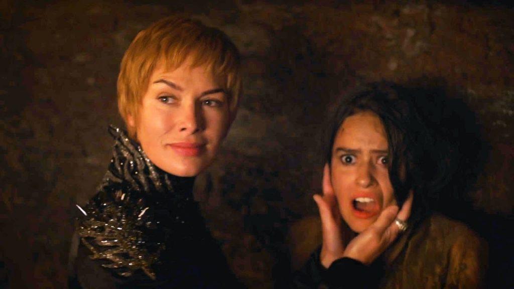 Cersei e Qyburn envenenam Tyene Sand?