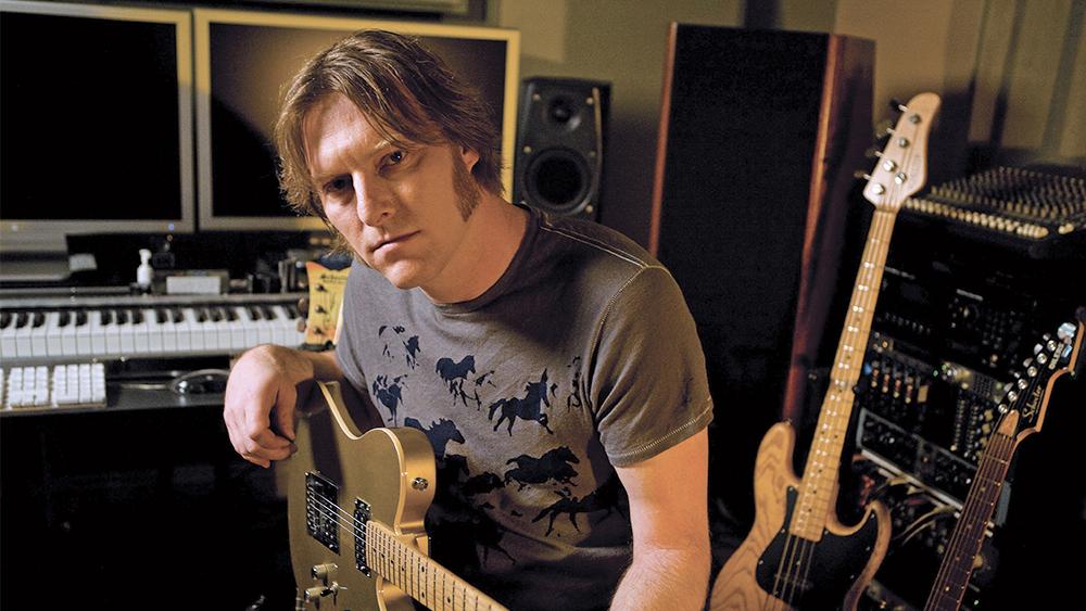 Tyler Bates, compositor da trilha de O Justiceiro