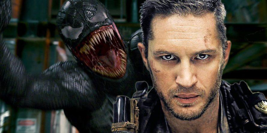 Vídeo dos bastidores de Venom mostra cena de Eddie Brock com esposa
