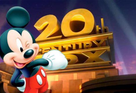 Disney pode fechar compra da Fox na próxima semana