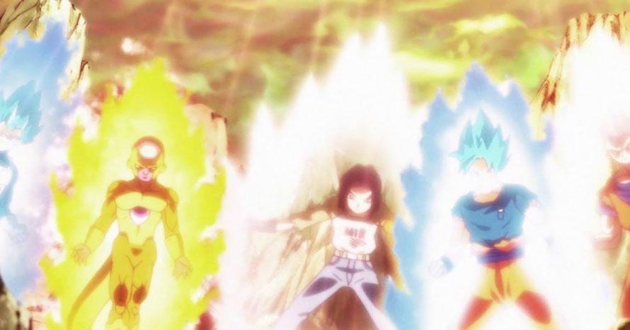 Dragon Ball Super: a luta em equipe do Universo 7 e Vegeta vs Jiren