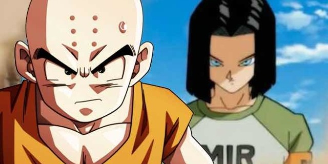 dragon ball super-kuririn e 17